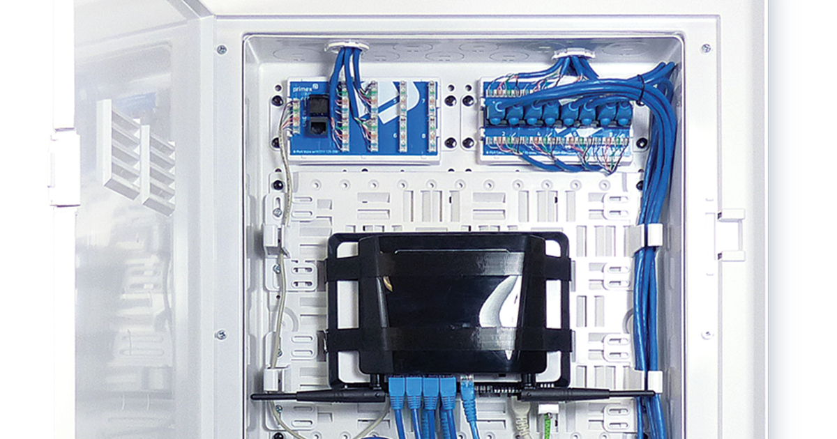 tips for tidy wire management primex manufacturing rh primex com Electrical Panel Wiring Home Network Wiring