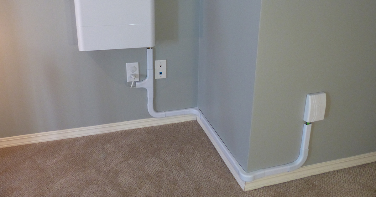 Choosing A Cable Management System That Blends With Home