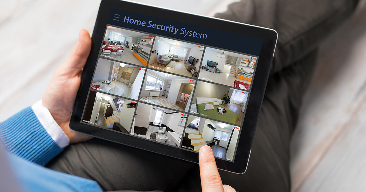why home security is a must