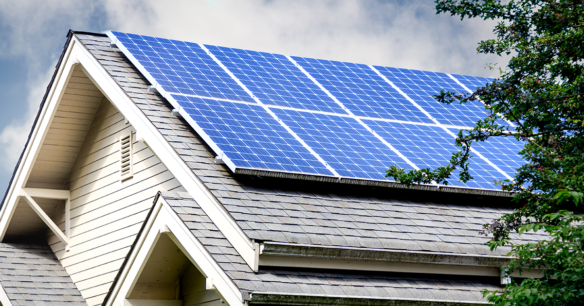 Why Smart Homes Need Solar Power Primex Technologies Inc Wiring For New
