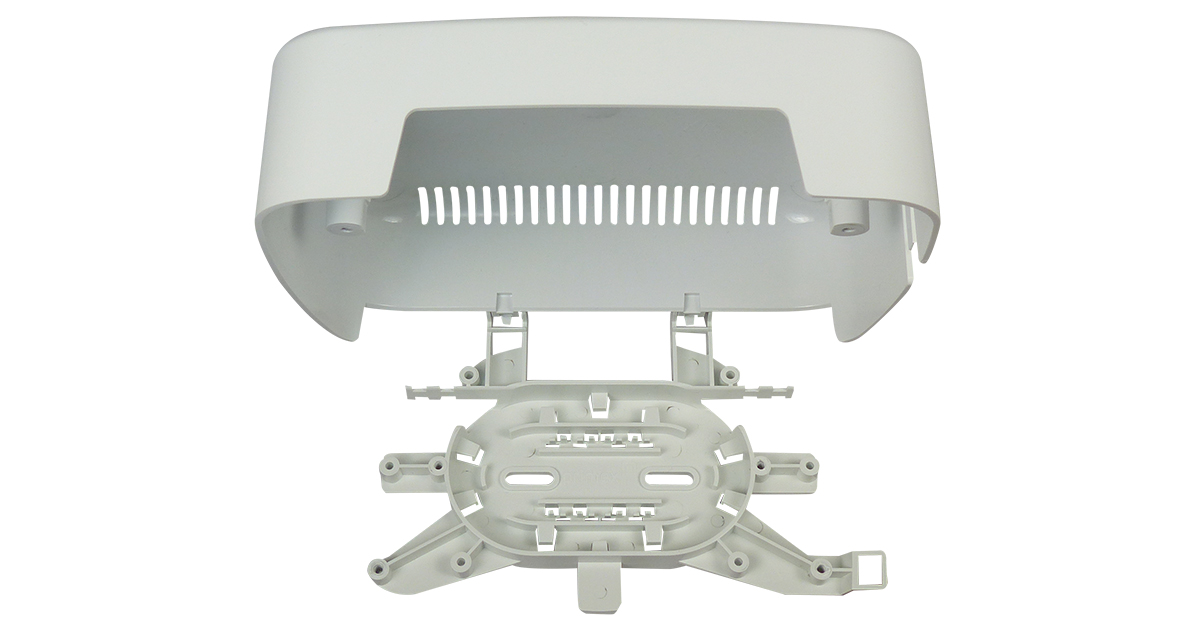 P/N: 125-1413 - RFoG Mounting System, white