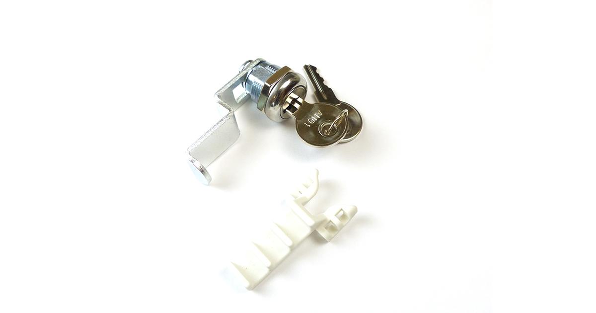 P/N: 125-1570 - Verge PR1500 Key Lock (KLK15)