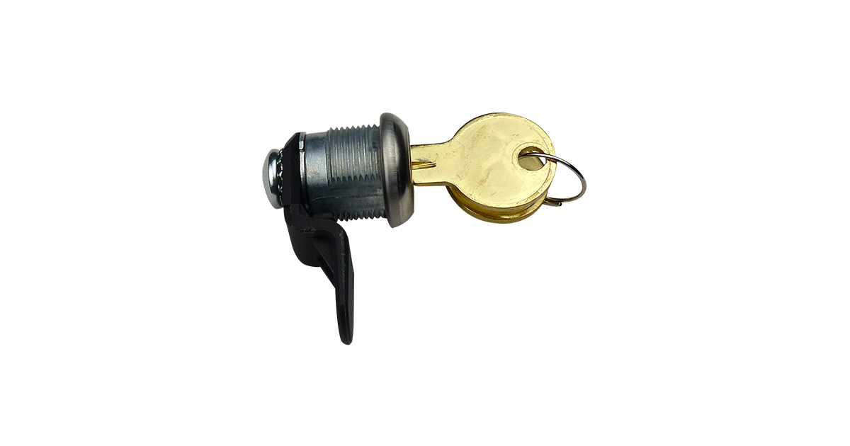 P/N: 125-1841 KLK1500 PR1500N MDE Key Lock (1pc)