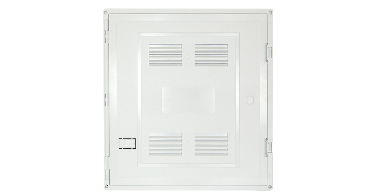 "P/N: 125-1829 - 15"" Media Panel Base & Narrow Hinged Lid"