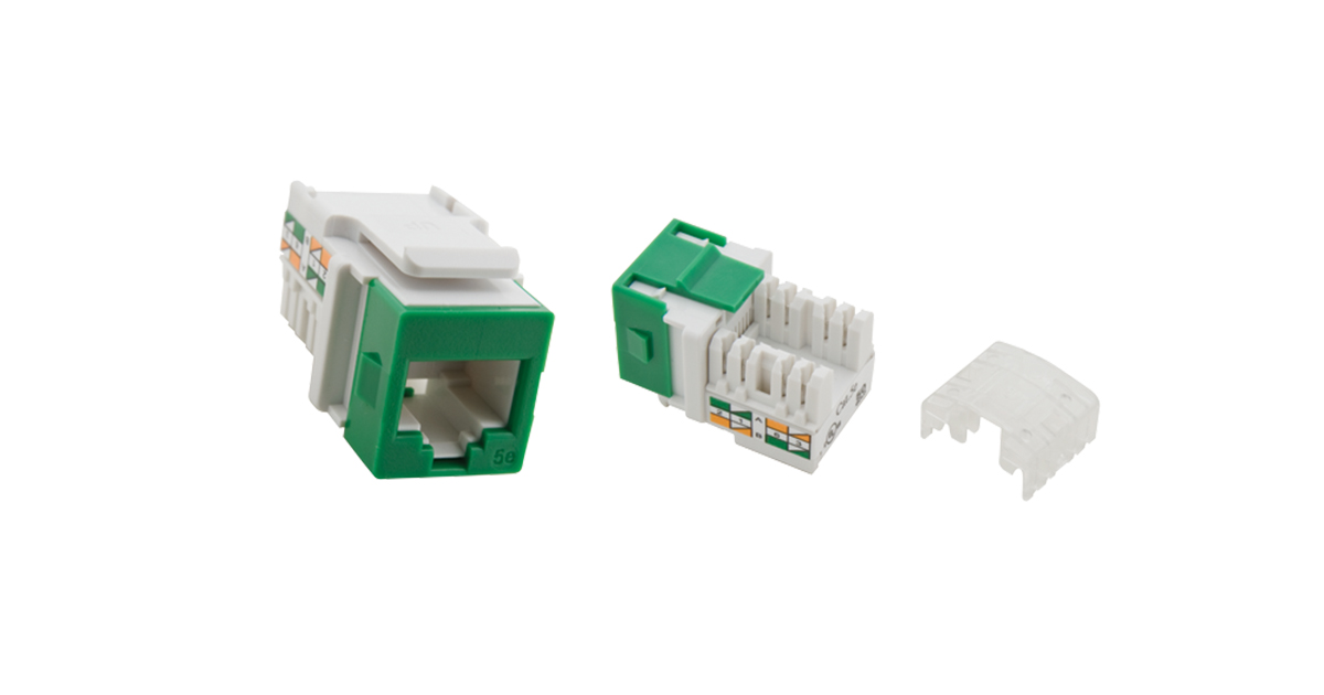 SpeedStar™ Cat5e Jack