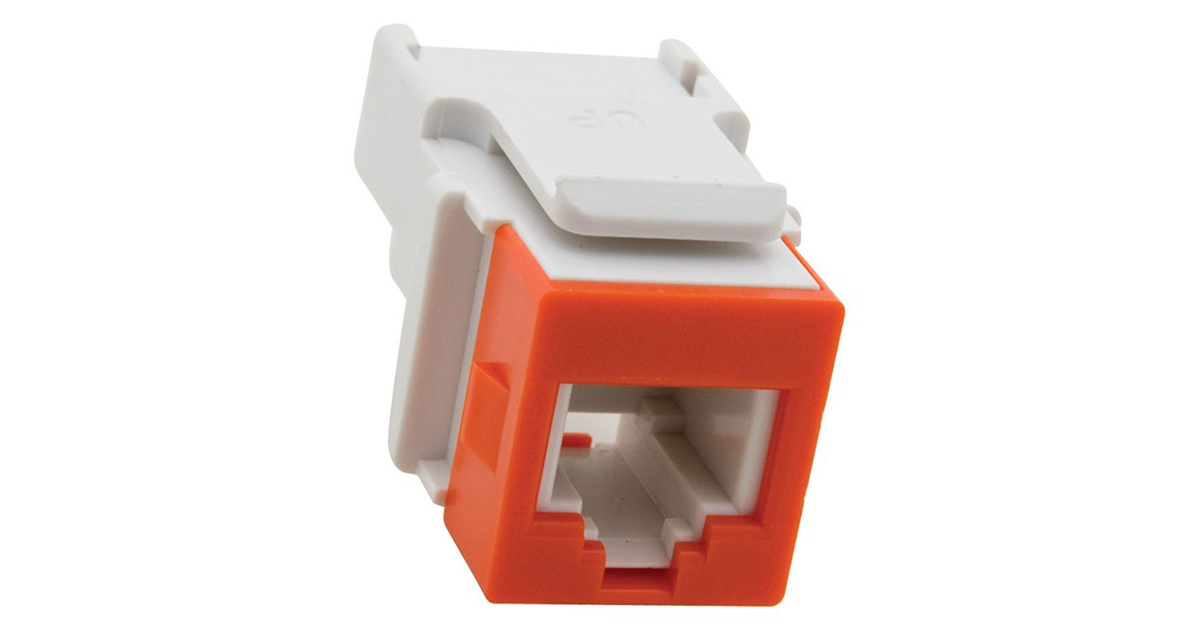 SpeedStar™ Cat3 Jack