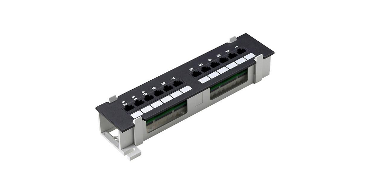 SpeedStar™ Patch Panels