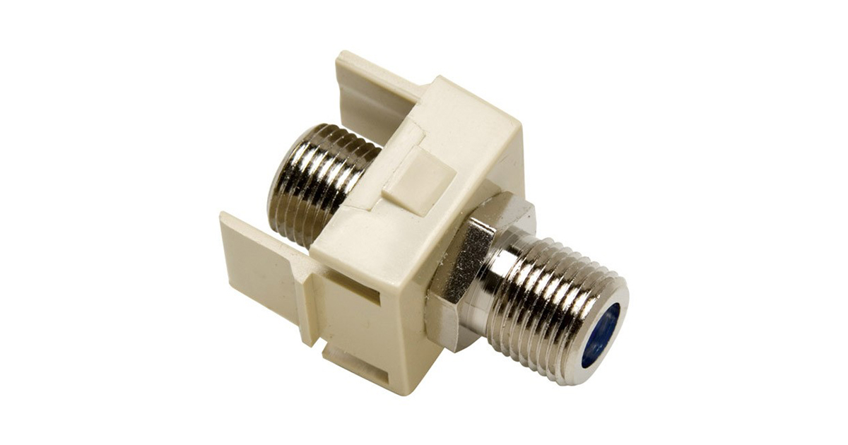 SpeedStar™ F-Connector