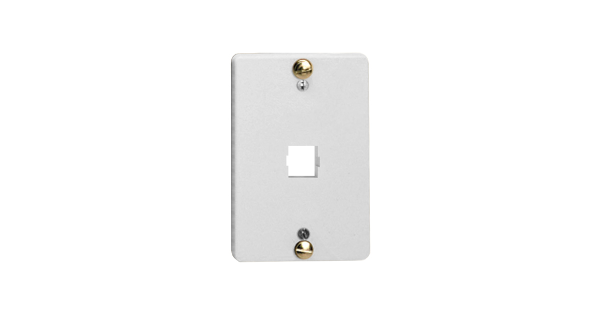 SpeedStar™ Flush Mount Faceplates