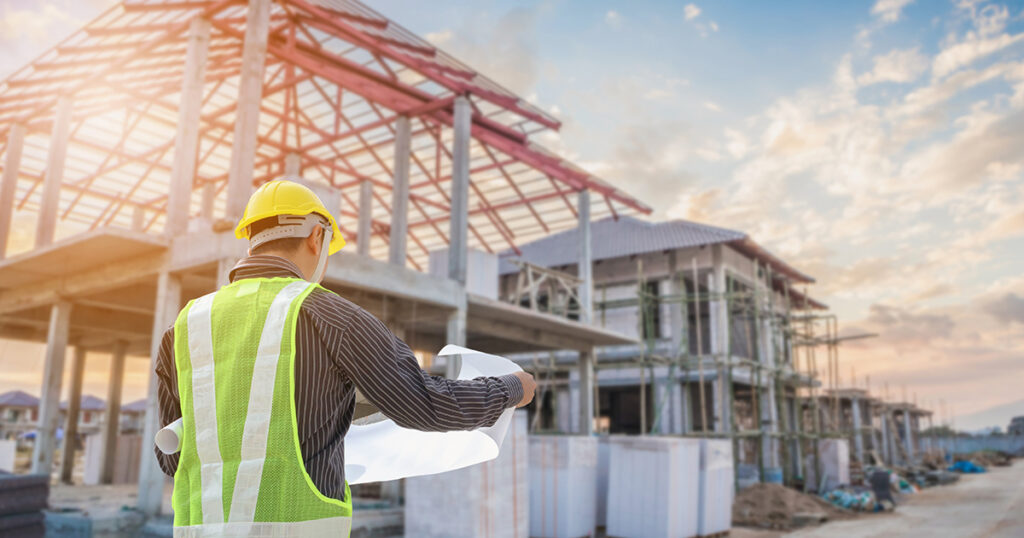 smart home tech new construction